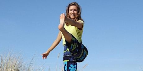 Gentle yoga met Ineke Eechaute tickets