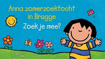 Voorlezen Anna zomerzoektocht Brugge tickets
