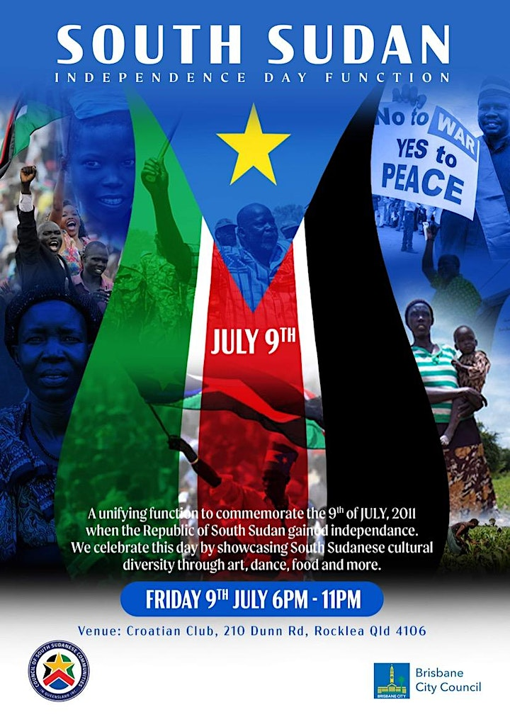 South Sudan Independence Day Function image
