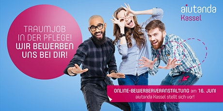 aiutanda Kassel als Arbeitgeber – wir stellen uns vor! Tickets