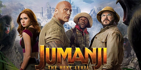 Jumanji: The Next Level - Drive-In Movies tickets