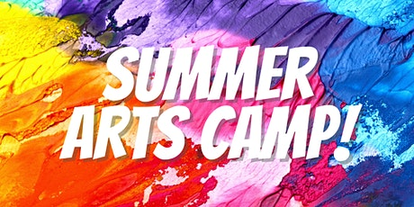 Summer Arts Camp 2021 tickets
