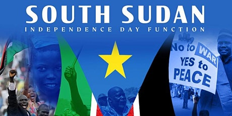 South Sudan Independence Day Function tickets