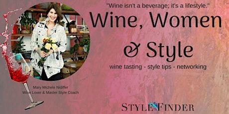 Wine Women & Style Sip 'n Shop Event tickets