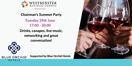 Westminster Business Council Summer Party - In Person Event tickets