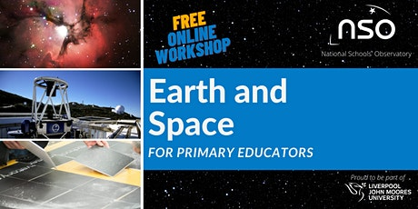 Earth and Space - Workshop for Teachers tickets