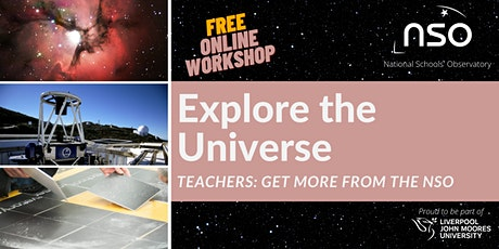 Explore the Universe - Workshop for Teachers tickets