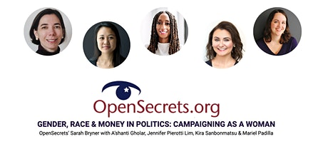Gender, Race and Money in Politics: Campaigning as a Woman tickets