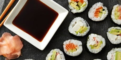 In-Person Class: Make Your Own Sushi (SF) tickets