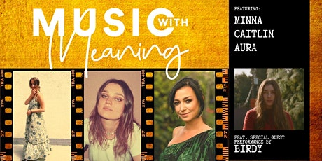 MUSIC WITH MEANING - LIVE @ THE BEDFORD tickets