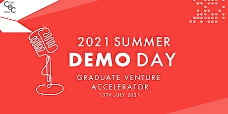 Graduate Venture Accelerator Demo Day tickets