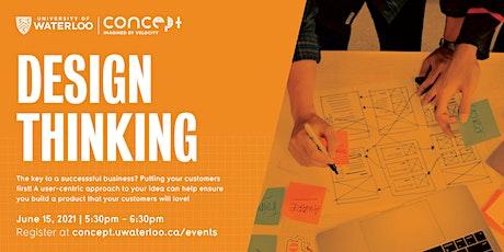 S21: Design Thinking tickets