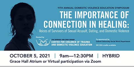 Cabrini University  Eleventh Annual Domestic Violence Education Symposium tickets