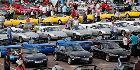 Vehicle Exhibitors: Mazda MX-5 Owners Breakfast tickets