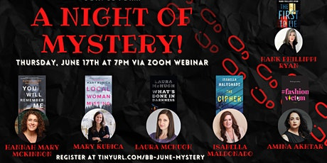 A Night of Mystery tickets