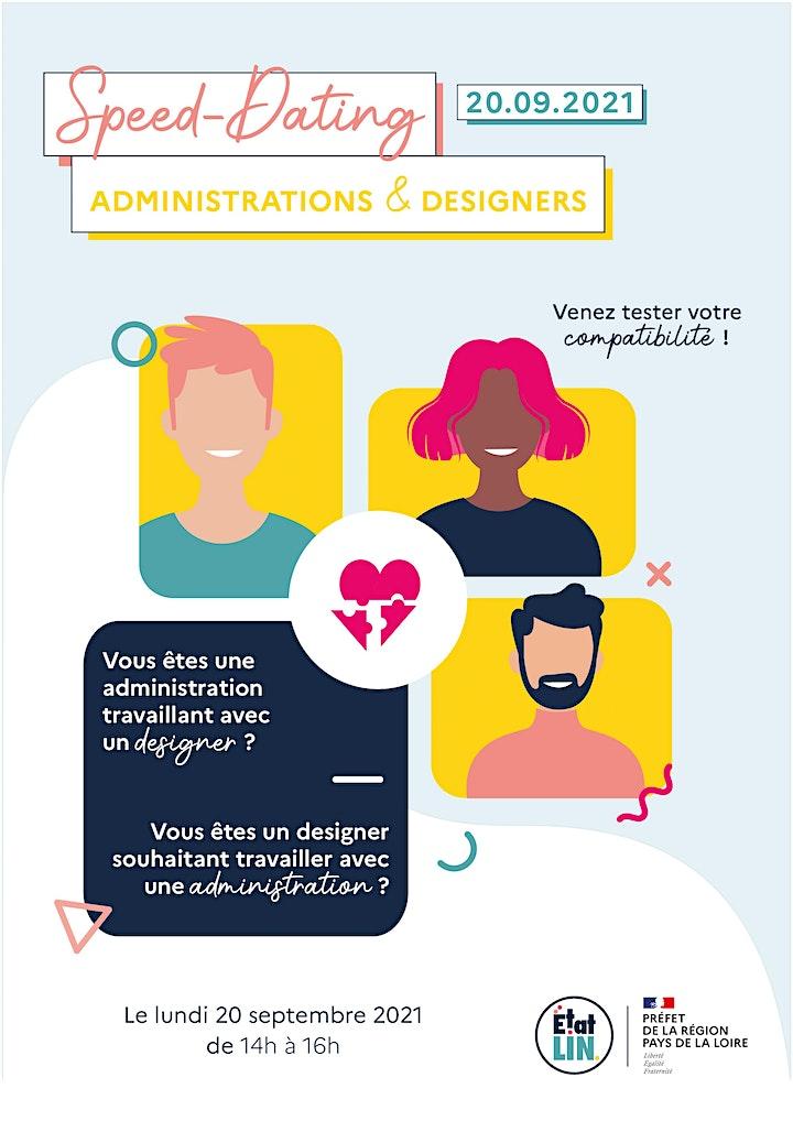 Image pour Speed Dating - designers et administrations publiques