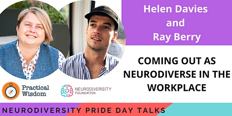 Coming Out as Neurodiverse in the Workplace tickets