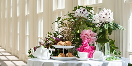 Afternoon Tea at the Orangery tickets