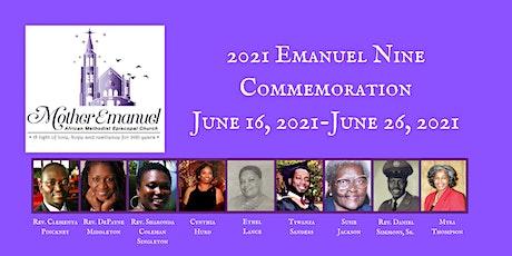 2021 Emauel Nine Virtual Gospel Concert biglietti