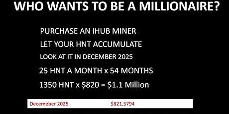 FREE Webinar USA, CA:  Who Wants To Be A Millionaire? tickets