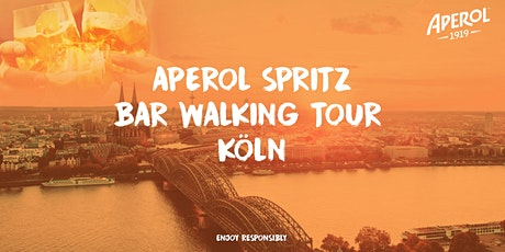 Aperol Spritz Bar Walking Tour Köln 2021 billets