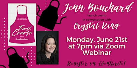 LAUNCH: Jenn Bouchard Launch in conversation with Crystal King tickets