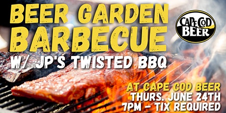 Beer Garden BBQ Night at Cape Cod Beer! tickets