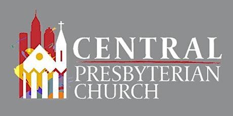 Worship With Central Presbyterian Church tickets