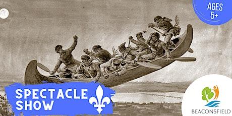 Fête Nationale: La chasse-galerie (avec/with Théâtre Motus) tickets