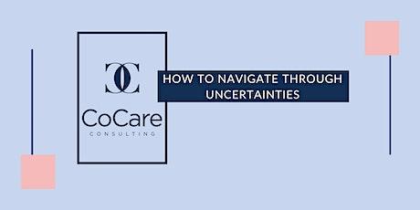How to navigate through Uncertainties tickets