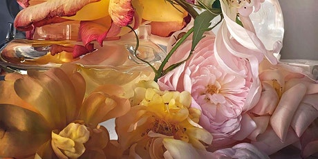 Roses from my Garden exhibition tour with Nick Knight tickets