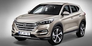 2016 Hyundai Tucson Measuring Session (June 29th &...