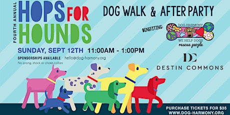 4th Annual Hops for Hounds tickets