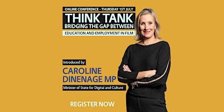Think Tank UK Film tickets