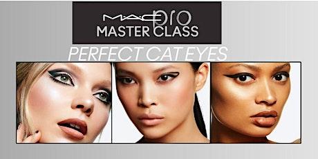 MAC MASTERCLASS  PERFECT CAT EYES -  PRO EXCLUSIVE biglietti