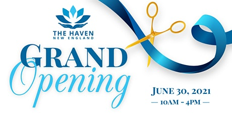 Haven New England Ribbon Cutting tickets