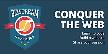 BizStream Academy | Coding Bootcamp (Virtual) tickets