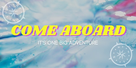 Come Aboard Summer Camp  (Preschool-Grade 2) tickets