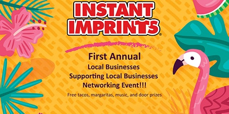LOCAL BUSINESSES SUPPORTING LOCAL BUSINESSES  FREE NETWORKING EVENT!! tickets