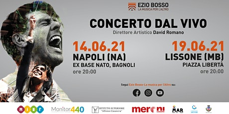 Ezio Bosso - La Musica per l'Altro - Napoli biglietti