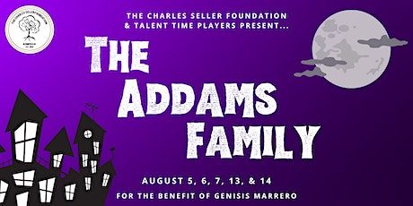 The Charles Seller Foundation Presents - The Addams Family tickets