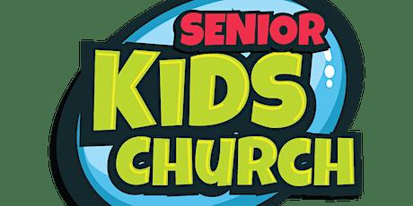 Kids Church 11:30AM tickets
