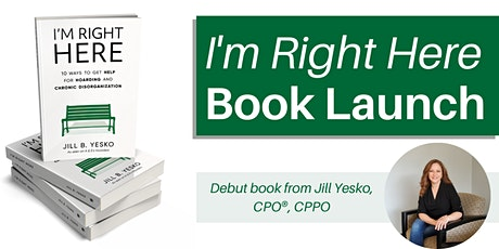 """""""I'm Right Here"""" Book Launch and Signing tickets"""