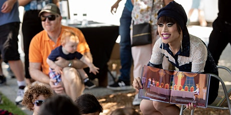 Pop-Up Library: Drag Queen Story Hour tickets