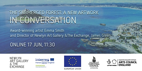 In Conversation: The Submerged Forest - A New Artwork tickets
