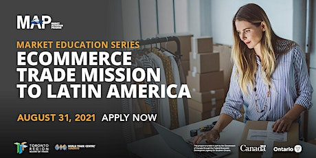 Ecommerce  Market Education Series  to Latin America tickets