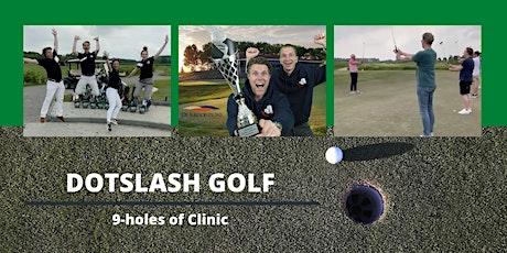 ./ Golfevent (7 oktober) tickets