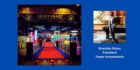 The PR Council to visit the East Coast's largest Arcade  Lucky Snake Arcade tickets