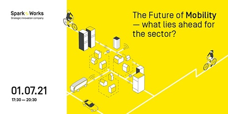 The Future of Mobility - what lies ahead for the sector? tickets