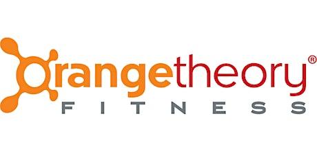 Orangetheory Fitness Pop Up Class tickets